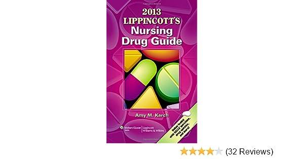 2014 lippincotts nursing drug guide