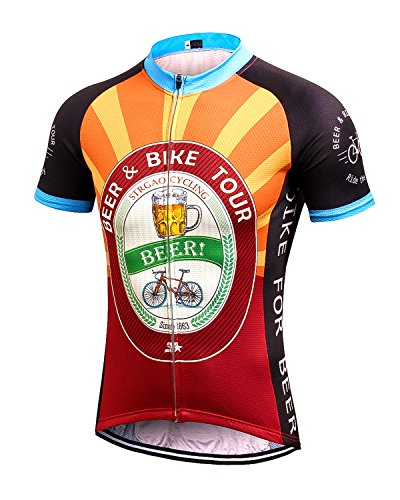cycling beer jersey - 1