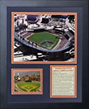 "Legends Never Die ""Detroit Tigers Comerica Park"" Framed Photo Collage, 11 x 14-Inch"