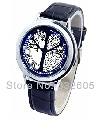 men swatch of expansion watches world mystery stainless by brand steel s black shop dial mens life