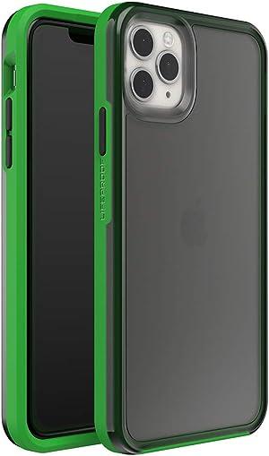LifeProof SLAM Series Case for iPhone 11 Pro Max - DEFY Gravity (Fog Black/Fern Green)
