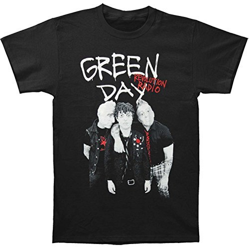 Hot Tee T-shirt Small Black (Green Day Printed T-shirts)