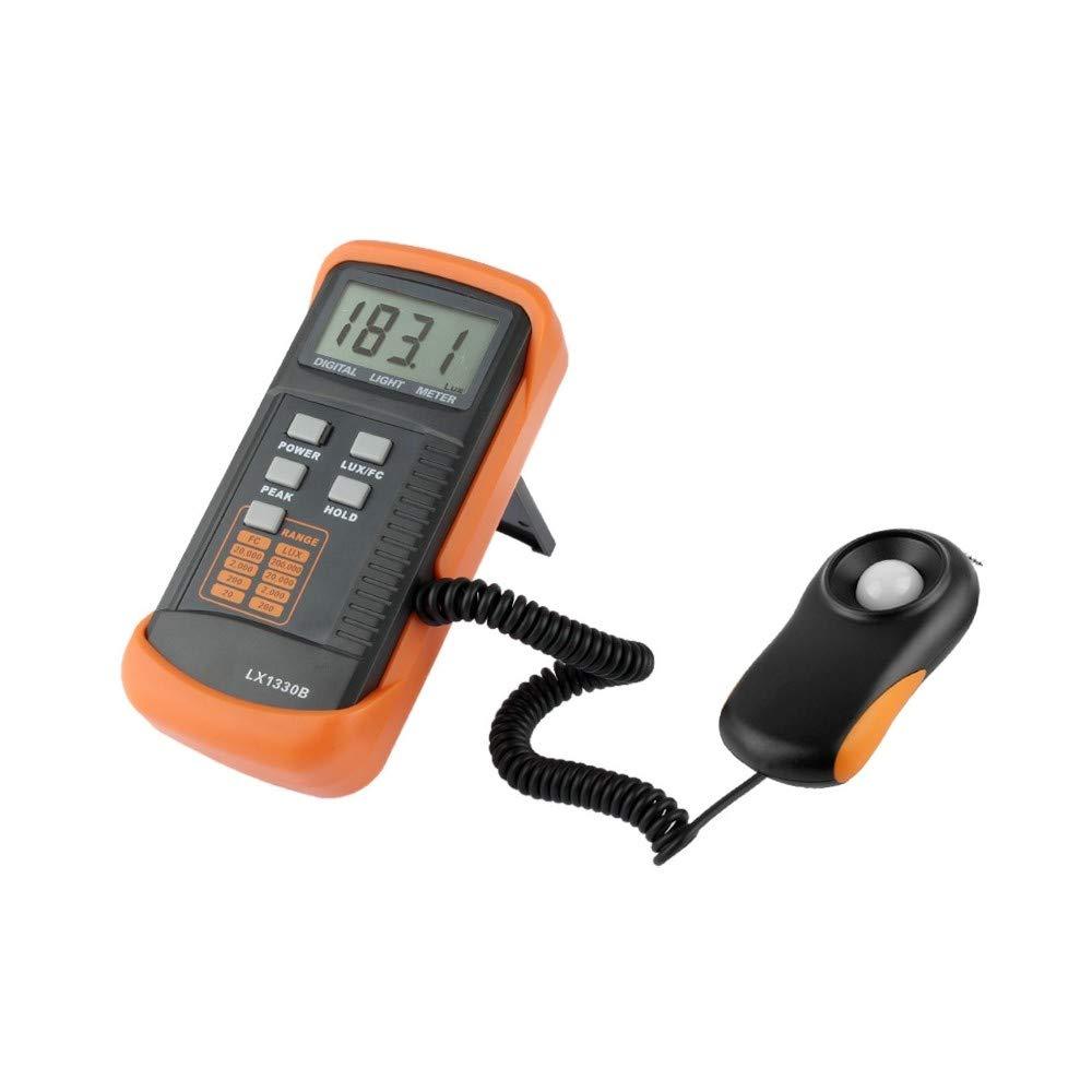 Mesureur numérique de lumière - Gamme de mesure: 0,1 à 200000 Lux