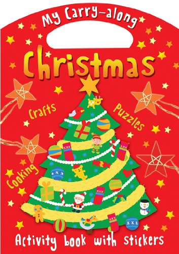 My Carry-Along Christmas: Activity Book with Stickers PDF