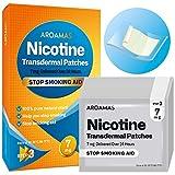Aroamas Nicotine Patches to Quit Smoking, Nicotine