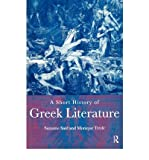 img - for [(A Short History of Greek Literature)] [Author: Suzanne Said] published on (March, 2000) book / textbook / text book