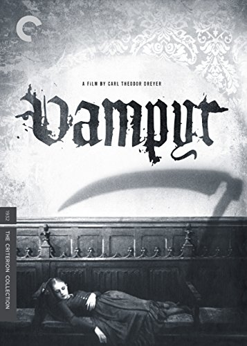 Vampyr (English Subtitled) (The Passion Of Joan Of Arc 1928)