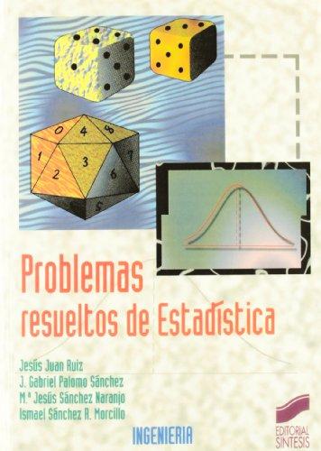 Descargar Libro Problemas Resueltos De Estadística J. Juan Ruiz