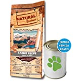 Natural Greatness Rabbit Recipe Alimento Seco Completo para Perros - 12000 gr