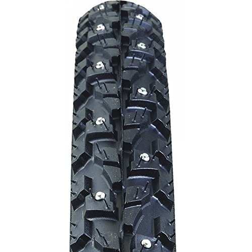 Kenda Klondike K1014 700x40 Snow Tire Black Steel 100 Studs by Kenda
