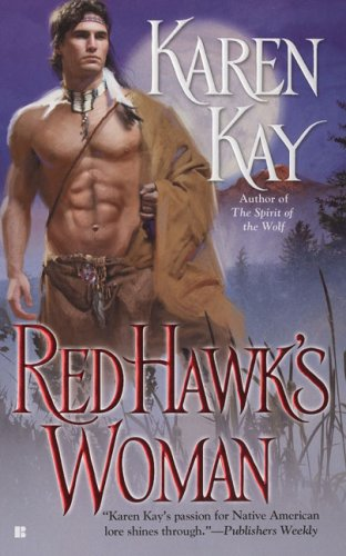 Red Hawk's Woman (The Lost Clan Series)