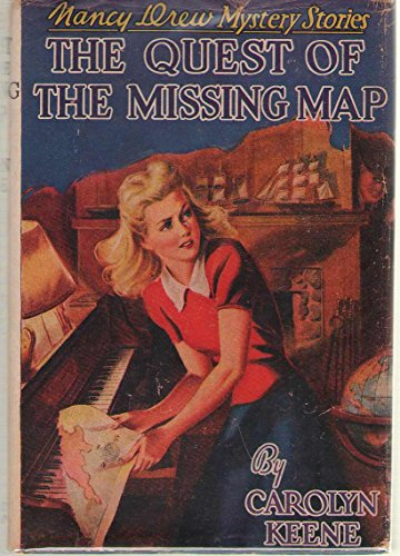 THE QUEST OF THE MISSING MAP - Avanti Map