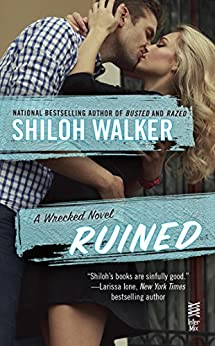 Ruined (A Barnes Brothers novel) by [Walker, Shiloh]