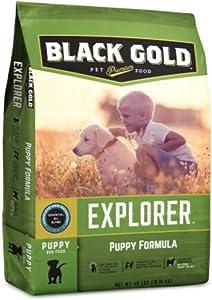 Black Gold Explorer Puppy Recipe Dry Dog Food