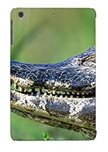Exultantor Durable Butterflies On A Crocodile Back Case/ Cover For Ipad Mini/mini 2 For Christmas