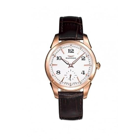Reloj Sandoz Portobello 72580-90 Mujer Blanco