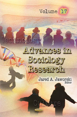 Advances in Sociology Research Jared A. Jaworski