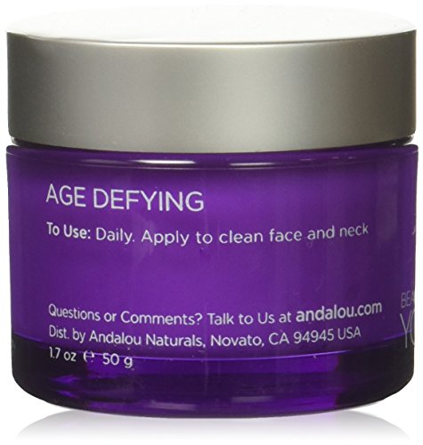Andalou Naturals Peptide Perfecting Cream product image