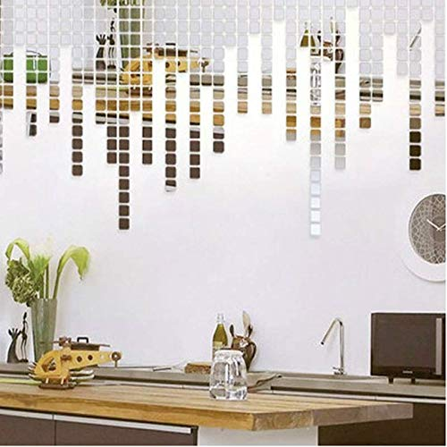 iYBUIA Waterfall Floor Wall Sticker Removable Mural Decals Vinyl Art Living Room Decor (Living Coastal Style Room Ideas)