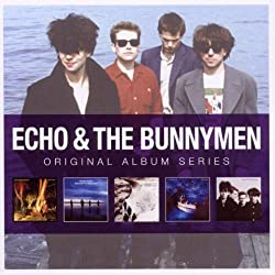 ECHO & THE BUNNYMEN  5CD ORIGINAL ALBUM SERIES BOX SET