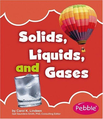 Download Solids, Liquids, and Gases (Nature Basics) pdf epub