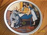 """Knowles """"Add Two Cups and a Measure of Love"""" Norman Rockwell Collector Plate"""