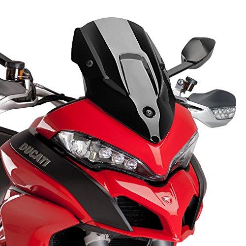 Cupolino Racing Ducati Multistrada 950 17-19 nero Puig 7622n