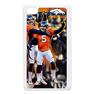 Denver Broncos iPod Touch 4 Case White persent zhm004_8591005