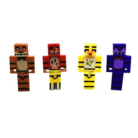 Ukgjhejjh Five Nights at FreddyS Estatuilla de Juguete ...
