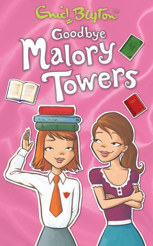 book cover of Goodbye Malory Towers
