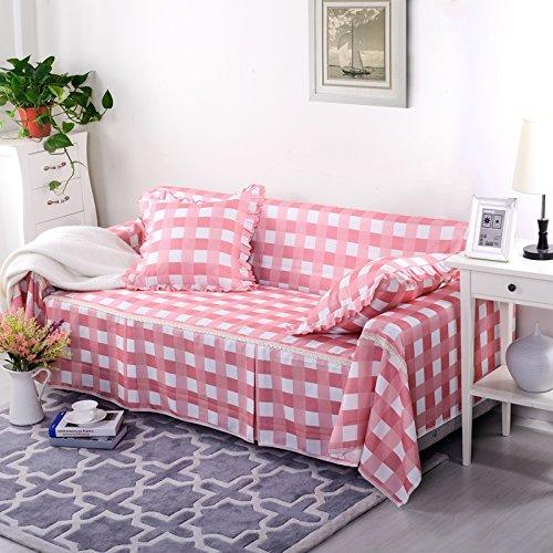 rugai-ue funda para sofá General sala de estar sofá Cover gamuza ...