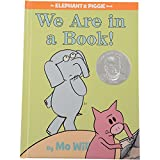 Constructive Playthings LB-087 ''We Are In a Book'' an Elephant and Piggie Book by Mo Willems, Grade: Kindergarten to 3, 9.3'' Height, 0.45'' Wide, 6.8'' Length