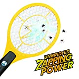 Electric Fly Swatter, Mini Bug Zapper Rechargeable