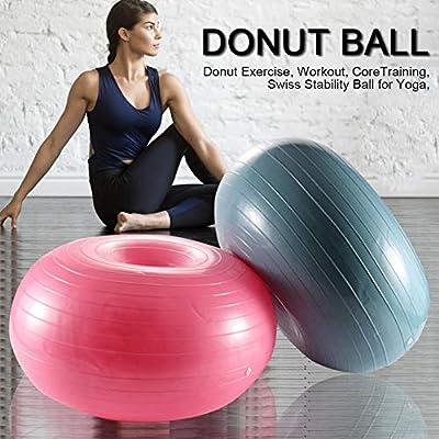 Donut - Balón de Entrenamiento de Base de Entrenamiento, balón ...