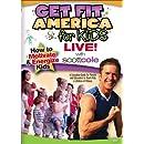 Scott Cole: Get Fit America for Kids - Live