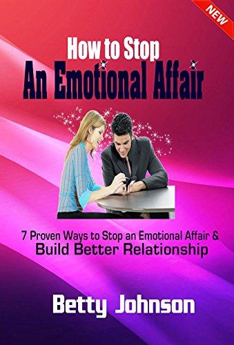 How to overcome emotional affair