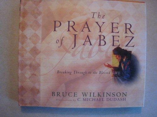 prayer of jabez book pdf