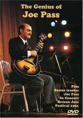 (The Genius of Joe Pass [DVD])