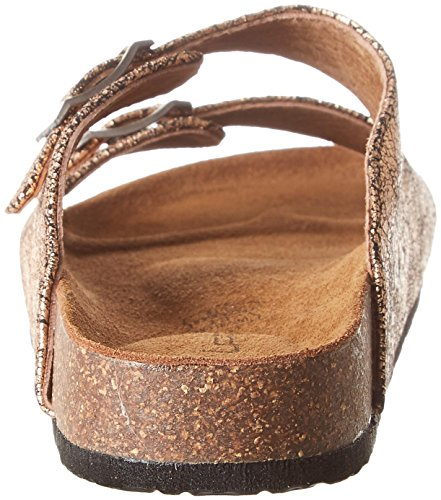 Para Marrón bronze Mules Orphee P'tites Mujer Les Bombes qw1OIW