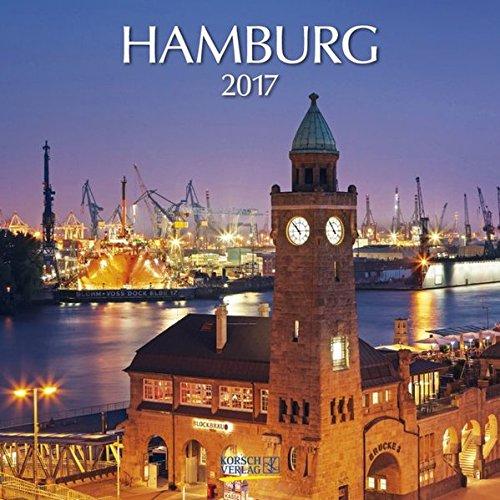 Hamburg 2017: Broschürenkalender mit Ferienterminen