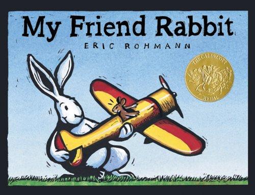 Download My Friend Rabbit: A Picture Book pdf epub