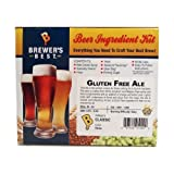 Home Brew Ohio 3909 Brewer's Best Gluten Free Ale Beer Ingredient Kit