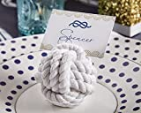 72 Nautical Cotton Rope Place Card Holder