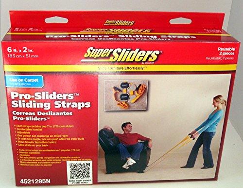 Sliders Sliding Straps Furniture Mover product image