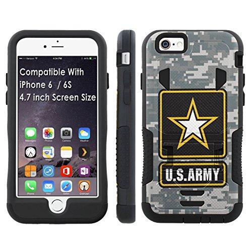 ArmorXtreme iPhone Xtreme Combat KickStand