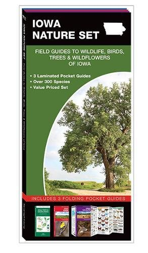 Download Iowa Nature Set: Field Guides to Wildlife, Birds, Trees & Wildflowers of Iowa ebook
