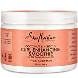 SheaMoisture Coconut and Hibiscus Curl Enhancing Smoothie, 12 oz