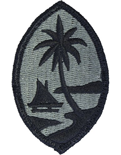 - Guam National Guard ACU Patch - Foliage Green