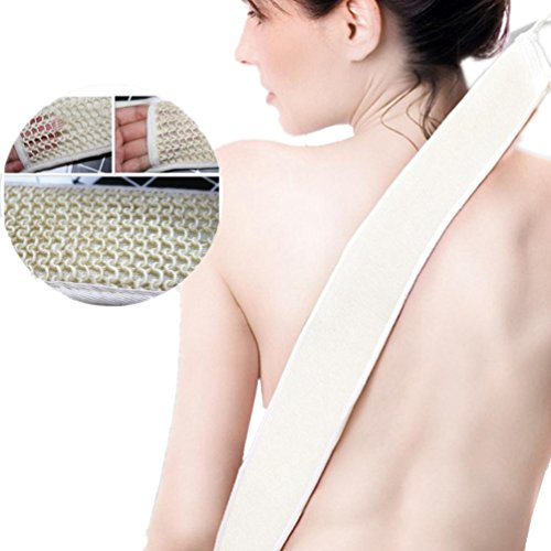 Hometom EXFOLIATING Back scrubber, Deep Clean &