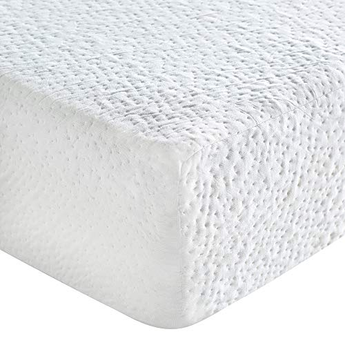 Classic Brands Cool Gel Ventilated Gel Memory Foam 8-Inch Mattress, Twin